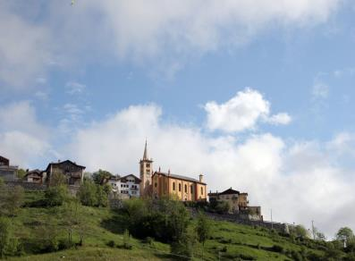 Chiesa di San Martino (Church of San Martino) - Torgnon