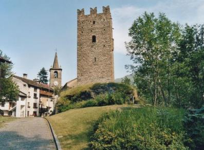 Castello di Champorcher