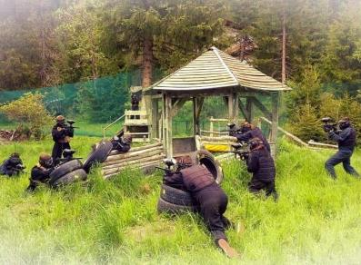 Paintball Champoluc