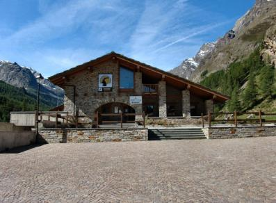 Gran Paradiso National Park visitor centre